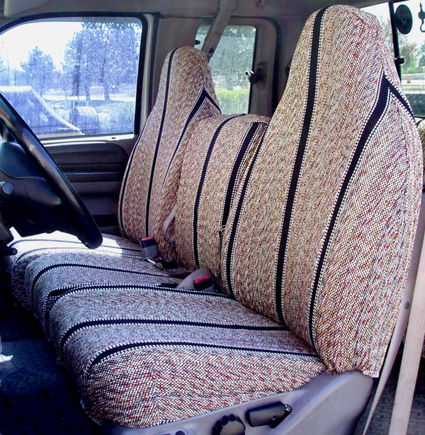 Com Oxgord 2pc Full Size Heavy Duty Saddle Blanket Bench Seat Covers